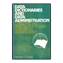 Data Dictionaries and Data Administration