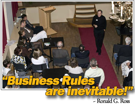 Business Rules Are Inevitable!